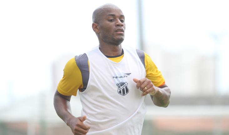 Diogo Orlando sofreu uma lesão na coxa e ficará em tratamento pelos próximos dez dias