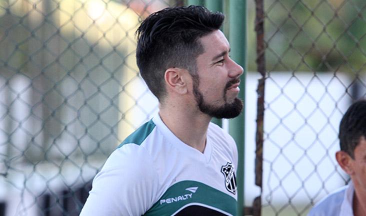Ricardinho (foto), Fernandinho, Gilvan, Charles, Buiú, Ricardo Conceição, Tiago Campagnaro e Assisinho estão no DM