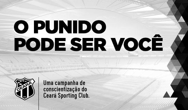 Departamento jurídico lança Manual de Conduta para torcedor do Ceará d9965863518