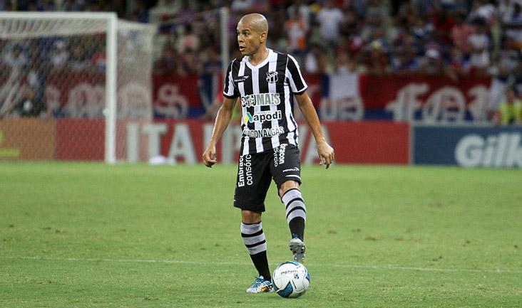 """""""Sabemos da atenção que devemos ter"""", afirmou o camisa 6 do Alvinegro Cearense"""