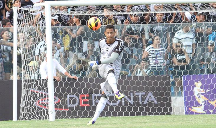 O camisa 1 do Vovô não sofreu gols diante do ABC e ajudou na vitória por 1 x 0 na primeira rodada