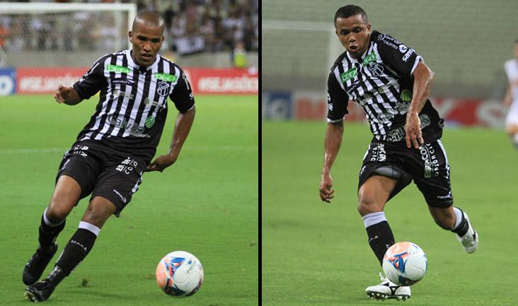 João Marcos e Rogerinho não atuarão na 33ª rodada do Campeonato Brasileiro Série B 2013