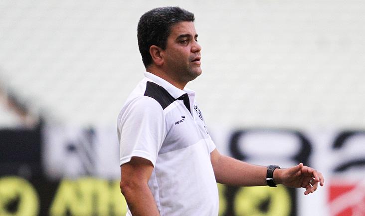 """""""O momento é muito bom, os atletas estão com o psicológico melhorado"""", afirmou o treinador"""