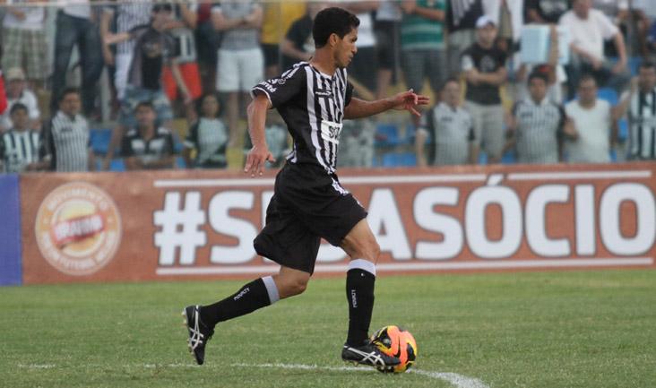 Magno Alves marcou três gols nesta Copa do Nordeste 2013
