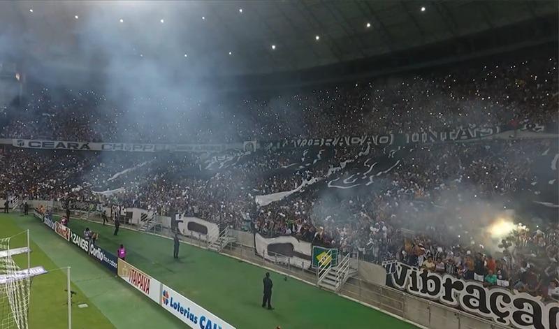 38d01e47b2 (Foto  Divulgação cearasc.com). A venda de ingressos para a partida entre  Ceará e Fortaleza inicia ...