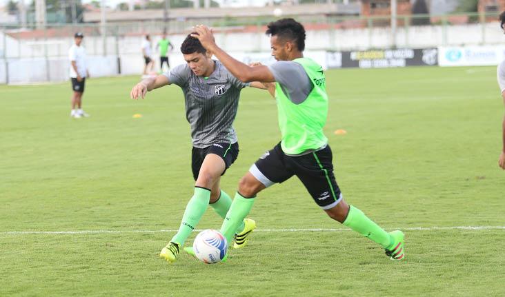 Na 7ª rodada do Estadual, o Ceará tem pela frente agora o Guarani (J), fora de casa.