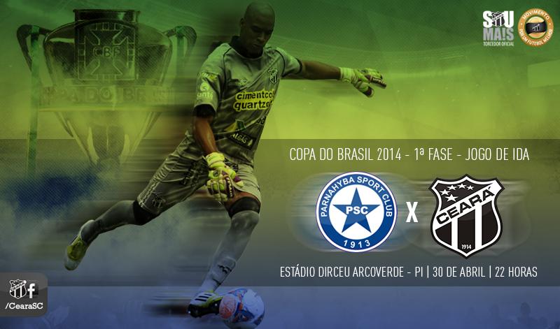 Caso vença o jogo por dois ou mais gols de diferença, o Ceará vai garantir a classificação