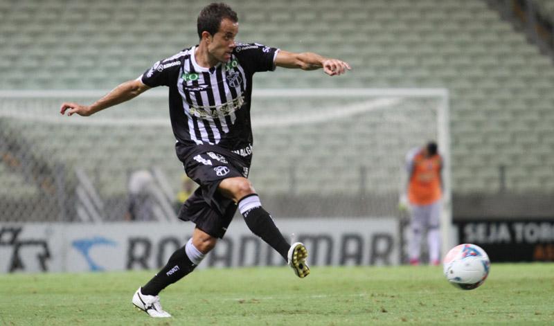O último jogo de Rafael Cruz foi contra o Ceilândia/DF, pela Copa do Brasil