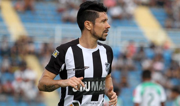 Na primeira rodada do Campeonato Cearense 2015, Ricardinho marcou um bonito gol de falta