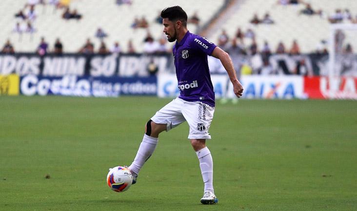 Com 16 gols em 2015, Ricardinho termina a temporada como artilheiro absoluto do Ceará