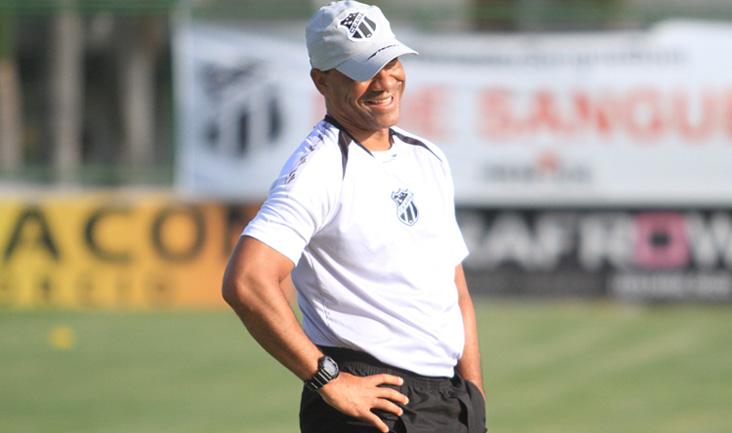 Sérgio Soares mostrou confiança no grupo alvinegro que jogará na Arena Castelão