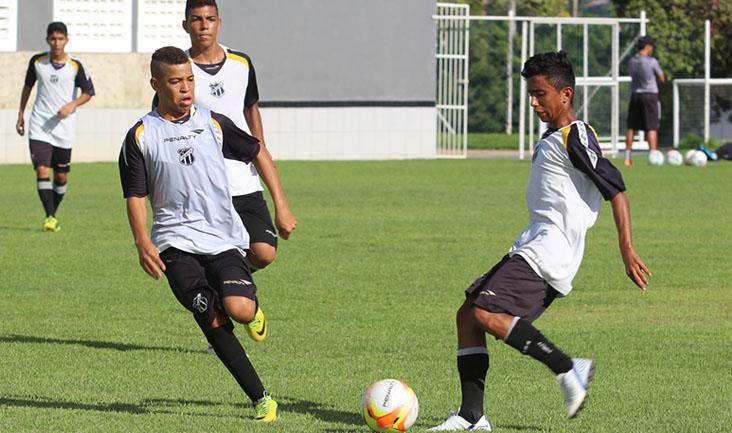 O jogo será no Estádio Franzé Moraes, no CT Luís Campos – Cidade Vozão, em Itatitinga/CE