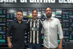 O carrasco voltou! Sérgio Alves é o novo treinador do Futebol Feminino do Vozão