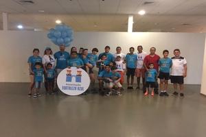 Ceará realiza ação com crianças da Associação Fortaleza Azul