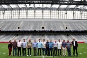 Ceará participa da 3ª Reunião dos Diretores Financeiros dos Clubes da Série A