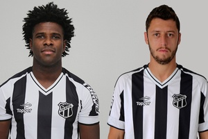Sandro e Felipe Menezes renovam contrato para 2017