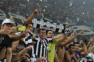 Venda de ingressos antecipados para Ceará x Joinville