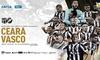 Por vaga na Sul-Americana, Ceará enfrenta o Vasco hoje na Arena Castelão