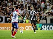 Em jogo de números contra o Bahia, Ceará mostra superioridade técnica
