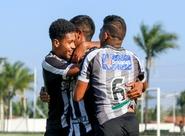 Sub-17: Ceará goleia PFC/MABV pela Copa Seromo e assume liderança