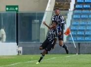 Sub-15: Ceará goleia o Estação por 5 a 1 pelo campeonato estadual