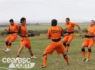 Alvinegros iniciam preparação para duelo contra o São Paulo