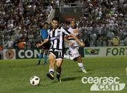 Confira os lances da partida entre Ceará 2 x 1 São Paulo