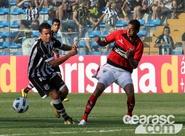 Confira os lances da partida entre Ceará 1 x 1 Atlético/GO