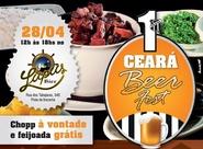 "Vozão realiza o ""1º Ceará Beer Fest"""