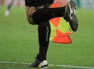 Luiz César de Oliveira Magalhães/CE apita o jogo entre Ceará x Icasa