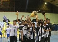 Futsal: Ceará vence Eusébio e se sagra campeão do 1º turno do Cearense 2019