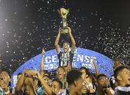 Sub-20: Vozão se sagra campeão do Campeonato Cearense 2019