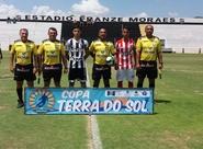 Na Cidade Vozão, Ceará estreia na Copa Terra do Sol com goleadas