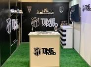 Vozão apresenta stand na Brasil Futebol Expo