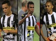 Contra a Chapecoense/SC, Alvinegro terá três desfalques