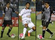 Ceará acerta as recisões de mais três jogadores
