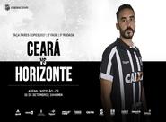 Fares Lopes 2017: Ceará e Horizonte se enfrentam na Arena Castelão
