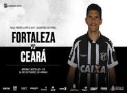 Ceará e Fortaleza se enfrentam na Arena Castelão pelas quartas-de-final da Fares Lopes