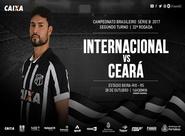 Série B: Internacional e Ceará se enfrentam hoje no Beira Rio