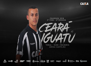 Ceará quer vitória sobre o Iguatu para retomar liderança na tabela do Estadual