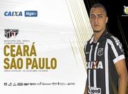 No Castelão, Ceará enfrenta o São Paulo e busca primeira vitória no Brasileirão