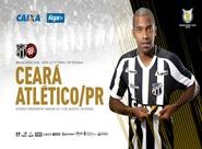 Pelo Brasileirão, Ceará recebe o Atlético/PR no Presidente Vargas