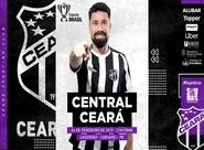 Em jogo único fora de casa, Ceará enfrenta o Central/PE, na estreia da Copa do Brasil