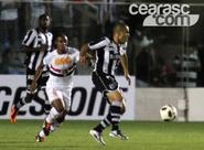 Luta alvinegra dá resultado, Ceará vira e vence o São Paulo, no PV