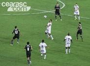 Confira os lances da partida entre Vasco 3 x 1 Ceará