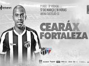 Na Arena Castelão, Ceará enfrenta o Fortaleza pela Copa do Nordeste