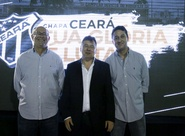 Com chapa única, Robinson de Castro é reeleito presidente do Ceará S.C