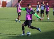 Brasileirão: Já em SP, Vozão finaliza preparação para confronto diante do Palmeiras