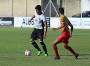 Cearense Sub-20: Na Cidade Vozão, Ceará recebe Santa Cruz pela última rodada da fase classificatória