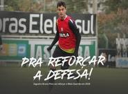 Após 4 temporadas no México, zagueiro Bruno Pires acerta com o Ceará para 2018